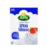 Arla Κρέμα Γάλακτος Δανίας 0.2 L