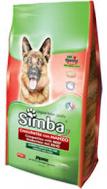 Simba Σκυλοτροφή Κροκέτες με Μοσχάρι 4 kg