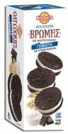 Βιολάντα Μπισκότα Βρώμης Γεμιστά με Κρέμα 180 gr
