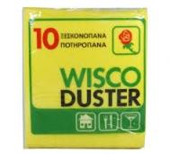 Wisko Duster  Σετ Πολυπετσέτες 10 Τεμάχια
