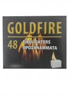 Gold Fire προσαναμμα  48 τεμαχια
