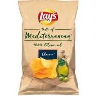 Lays  Πατατάκια Mediterannean Classic 100  gr