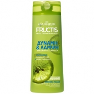 Fructis  Σαμπουάν  Δύναμη & Λάμψη 400 ml
