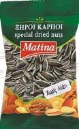 Ματίνα Ηλιόσπορος Ανάλατος 100 gr