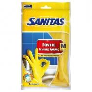 Sanitas Γάντια Medium 7-7.5