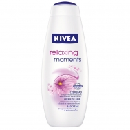 Nivea Relaxing Moments Αφρόλουτρο 750 ml