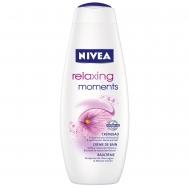 Nivea Relaxing Moments Αφρόλουτρο 750 ml