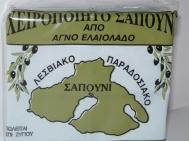 Λεσβιακο Σαπούνι Λευκό 4x250 gr
