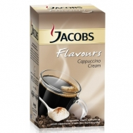 Jacobs Flavours Cappuccino Cream Καφές Φίλτρου  250  gr