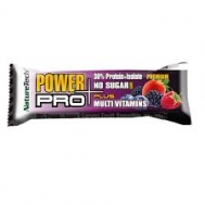 Power Pro Μπάρα Forest Fruit Smoothie 80 gr