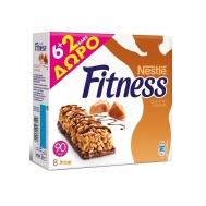Nestle Fitness Bars Crunhy Caramel 188 gr