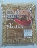 Elanthos Νιφάδες Σίκαλης 500 gr