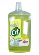 Cif Υγρό Καθαριστικό Πατωμάτων Λεμόνι 1000 ml