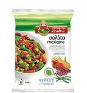 Μπάρμπα Στάθης  Σαλάτα Μεξικάνα 450 gr