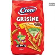Croco Crackers  Κριτσίνια mini  100 gr