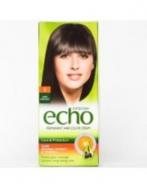 Echo Βαφή Μαλλιών No 5 με Εκχύλισμα Ελιάς και Βιταμίνη c 60 ml