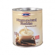 Ακτίνα Ρόφημα  Λευκής Σοκολάτας  1  KG