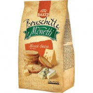 Bruschette Mix Τυριών 70 gr