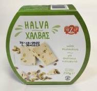 Μεζαπ Χαλβάς Φυστίκια Κελυφωτά 400 gr