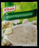 Knorr Μανιταρόσουπα 90 gr