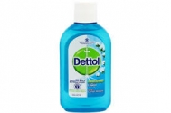 Dettol  Αντισηπτικό Cotton Breeze 250 ml