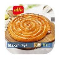 Αλφα Κοζανίτικη Πίτα Κιχί με Τυρί  800  gr