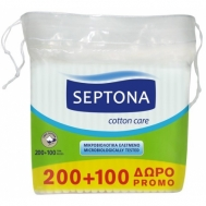 Septona  Μπατονέτες  200 + 100  Δώρο