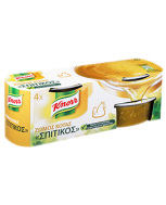 Knorr Ζωμός Κότας Σπιτικός 4x28 gr