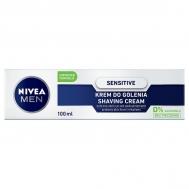 Nivea Sensitive Κρέμα Ξυρίσματος 100 ml