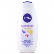Nivea Cashmere Moments Αφρόλουτρο 750 ml