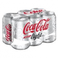 Coca Cola Light 6x330 ml