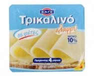 Φάγε Τρικαλινό Ημίσκληρο Τυρί light σε Φέτες 200 gr