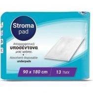Stroma Pad Υποσέντονο  90x180 cm 13  Τεμάχια