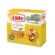 Elite Φρυγανιές με Κριθάρι  250 gr