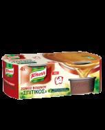 Knorr Ζωμός Βοδινό Σπιτικός 4x28 gr