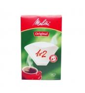 Melitta Φίλτρα για Καφέ 1x2  40