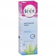 Veet Aloe Vera Κρέμα Sensitive Skin 100 ml