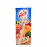 Amita  Πορτοκάλι ,Βερίκοκο  & Μήλο 0.25 L