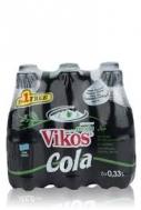 Βίκος Cola με Στέβια 330 Χ 6 ml