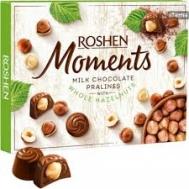 Roshen Moments Σοκολατάκια  με Ολοκληρο Φουντούκι 116 gr