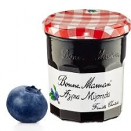 Bonne Maman μαρμελάδα Άγρια Μύρτιλα 370 gr