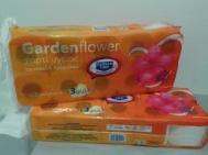 Garden Flower Χαρτί Υγείας 10 Ρολά  3 Φυλλο