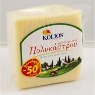 Κολιός Ημίσκλυρο τυρί Πολυκάστρου 400 gr