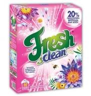 Actifresh & Clean Σκόνη Πλυντηρίου Tropical  Bouquet 45 μεζούρες 2.25 Kg