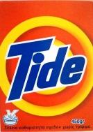 Tide Σκόνη για Πλύσιμο στο Χέρι 450 gr