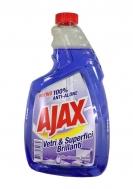 Ajax Superfici Brillanti Υγρό Τζαμιών  Ανταλλακτικό 750 ml