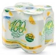 Σουρωτή Λεμόνι 4x330 ml