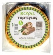 Artima Τορτίγιας Royal Ολικής Άλεσης 4 Τεμάχια 245 gr