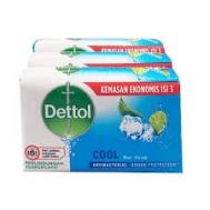 Dettol Cool Σαπούνι 3X 65 gr