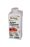 Royal Κρέμα Γάλακτος38% Λιπαρά 200 ml